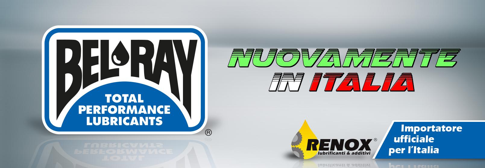 Bel-Ray PowerSports torna in Italia