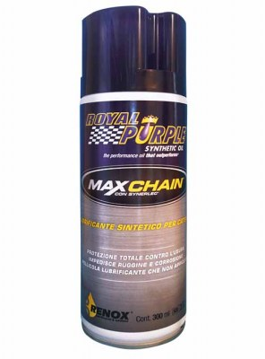 Lubrificante sintetico per catene Royal Purple Max Chain